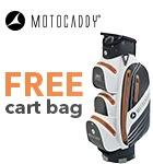 Motocaddy bag offer