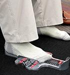 FJ shoe size challenge