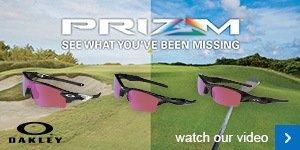 Oakley Prizm sunglasses range