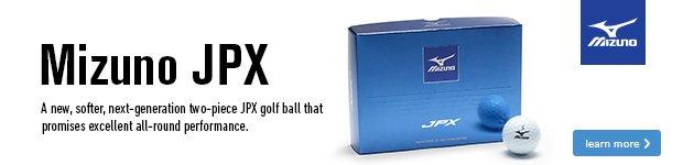 Mizuno JPX golf balls