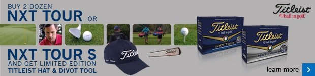 Free limited edition Titleist cap and divot tool