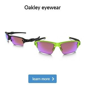 Oakley eyewear - One obsession