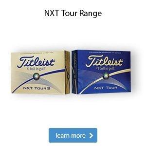 Titleist NXT Range - £23.99